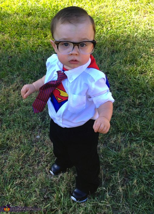 Amazingly Creative Easy Baby Halloween Costumes