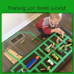 Parking Lot 'Small World' Play