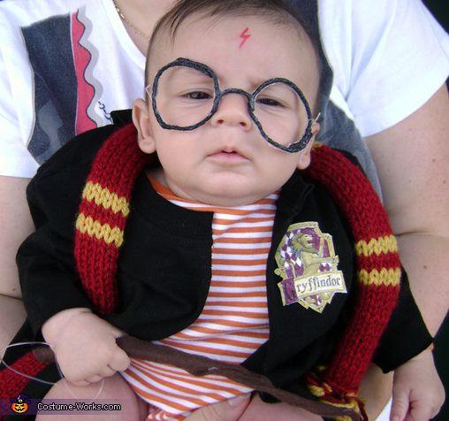 Amazingly Creative And Easy Baby Halloween Costumes How