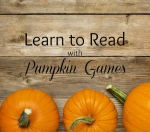 Sight word games on the Pumpkin Patch