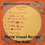 Recipes for Kids: Pizza