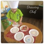 Make Believe: The Drawing Chef
