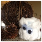 Simple Ghost Crafts – Dixie Ghosts