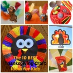 Thanksgiving Craft Ideas for Kids – 10 Amazing Ideas!