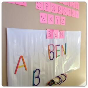 Alphabet Activities for Preschoolers: No Pencil Required!