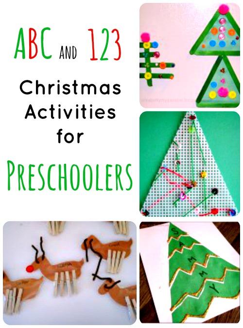 preschool christmas game activities for preschoolers how wee learn 227