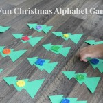 Christmas Alphabet Game – Match Me!