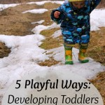 5 Natural Language Development Activities for Toddlers