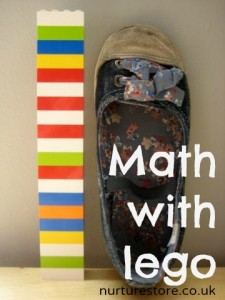 preschool math activities