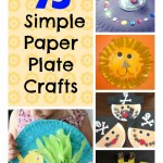 75 Simple Paper Plate Crafts for Every Occasion!
