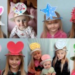 paper plate crafts for kids hats