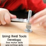 The Nuts and Bolts of Learning with Tools