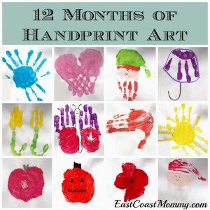 50 keepsake worthy handprint art ideas for kids
