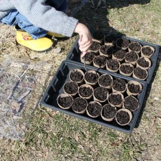 how we learn gardening activities for kids