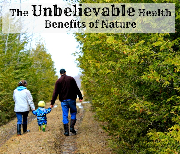 health benefits of nature walks how we learn