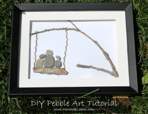 DIY Pebble Art Tutorial
