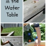 Stamps in the Water Table