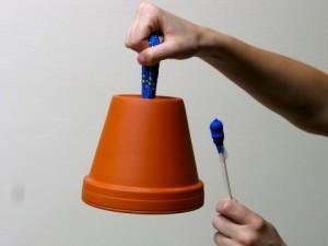 homemade musical instrments pot bell