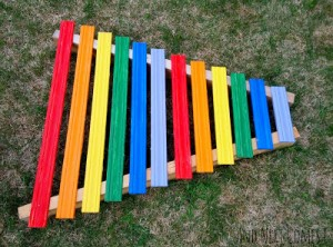 homemade musical instruments for kids