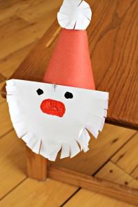 Snip Santa's Beard
