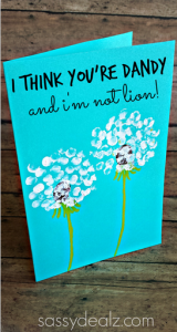 The cutest kid-made homemade cards