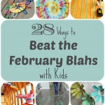 28 Ways to Beat the February Blahs