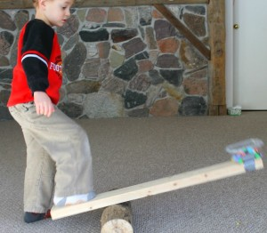 Learning with a BIG and Simple Catapult