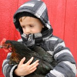 Birthday on the Farm