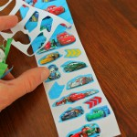 The Great Sticker Trick {A Photo on Friday}