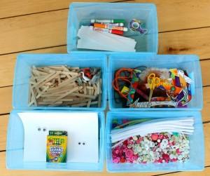 Quiet Boxes: Week 2