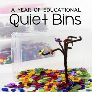 A whole year of quiet boxes!!