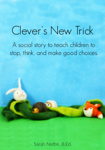A brilliant social story to help children make good choices!