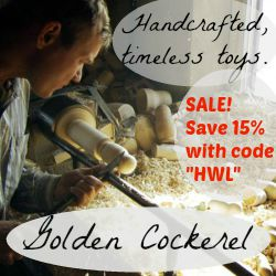 Golden Cockerel August Ad sale