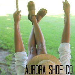 aurora shoe august 2