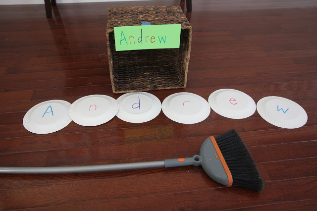 how to make hockey stick for toddler