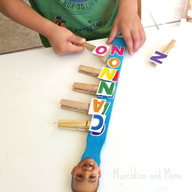45 awesome name activities for preschoolers how wee learn for Educational crafts for preschoolers