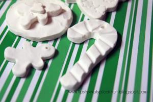 Easy play dough recipe - homemade white clay recipe