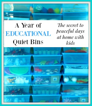Quiet Bins Ad March