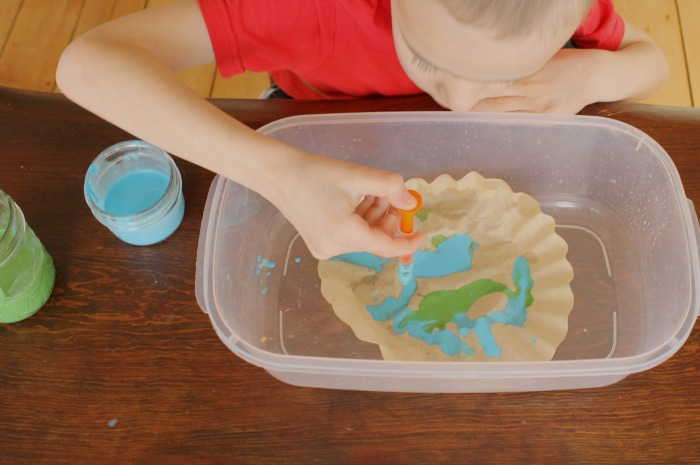 Earth Day crafts for preschoolers