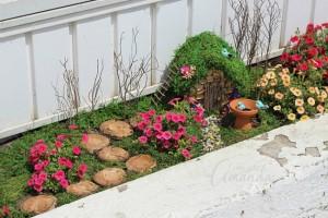 Garden fun - make a fairy garden