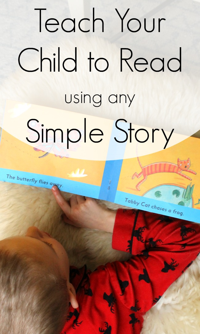 Teach your child to read using any simple, repetitive book! These 10 brilliant things to do when reading are shared by a Teacher and will get your little one reading in no time!