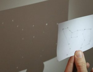 Constellations for kids - cards and myths
