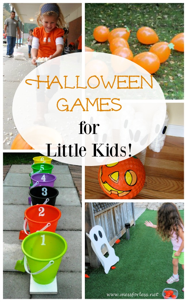 halloween games for kids how wee learn