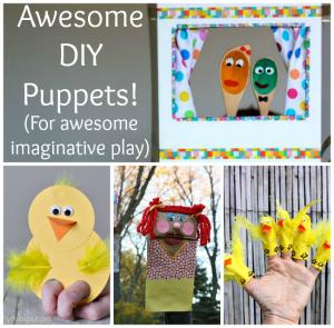 DIY Puppets