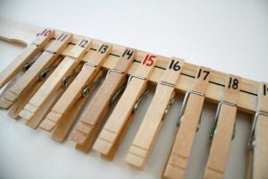 calendar-activities-homemade-number-line