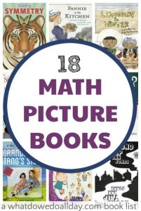 calendar-activities-math-books