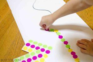fine-motor-activities-sticker-line-up