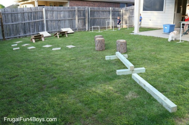 Obstacle Course Ideas - How Wee Learn