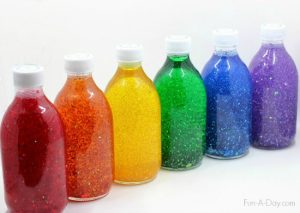 sensory-activities-for-toddlers-rainbow-jars