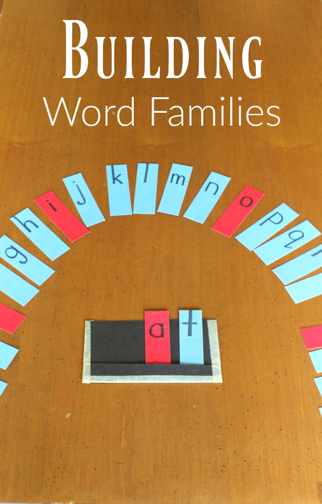 How to teach kids to learn to write. Great for practicing word families and sight words.